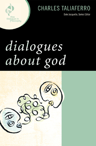Cover image for the book Dialogues about God