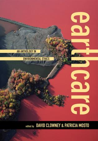 Cover image for the book Earthcare: An Anthology in Environmental Ethics