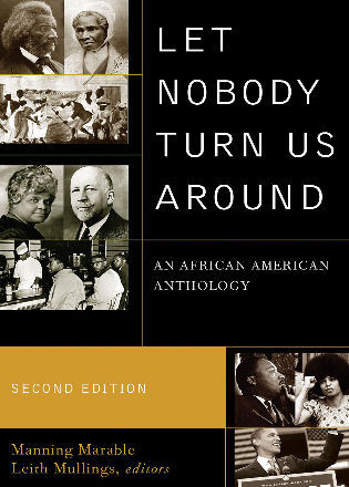 Cover image for the book Let Nobody Turn Us Around: An African American Anthology, Second Edition
