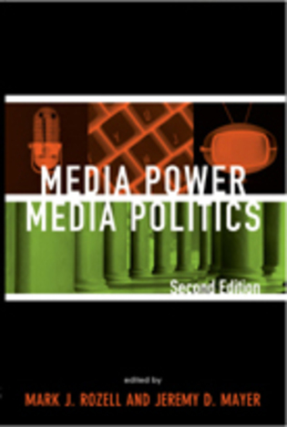 Cover image for the book Media Power, Media Politics, 2nd Edition