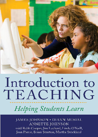 Cover image for the book Introduction to Teaching: Helping Students Learn