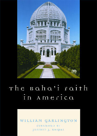 Cover image for the book The Baha'i Faith in America