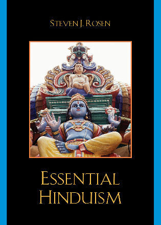 Cover image for the book Essential Hinduism