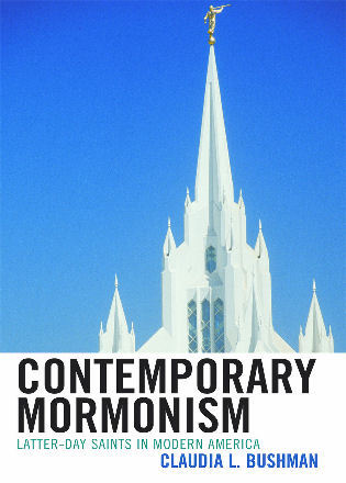 Cover image for the book Contemporary Mormonism: Latter-day Saints in Modern America