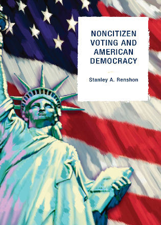 Cover image for the book Noncitizen Voting and American Democracy