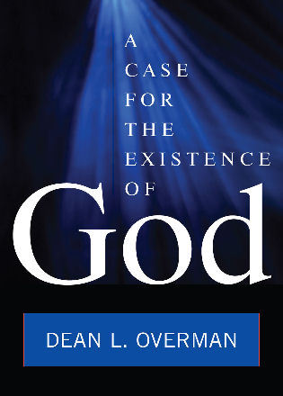 Cover image for the book A Case for the Existence of God