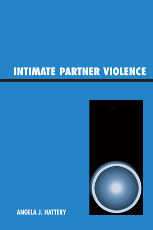 Cover image for the book Intimate Partner Violence