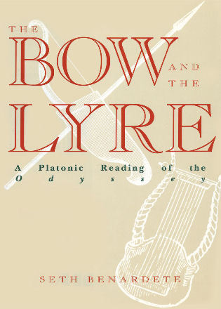 Cover image for the book The Bow and the Lyre: A Platonic Reading of the Odyssey