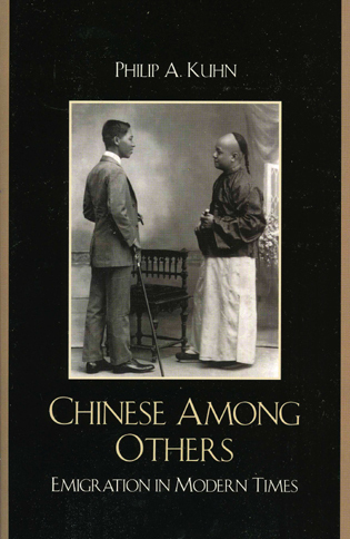 Cover image for the book Chinese Among Others: Emigration in Modern Times