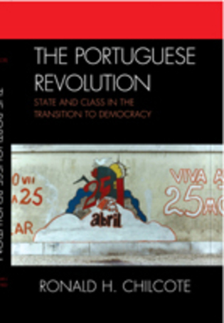 Cover image for the book The Portuguese Revolution: State and Class in the Transition to Democracy