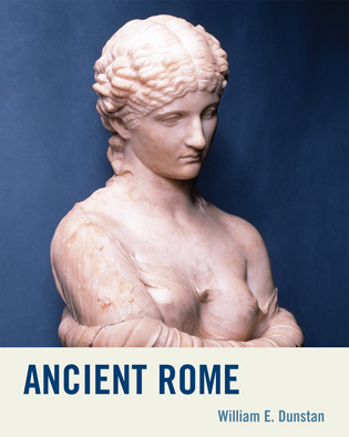 Cover image for the book Ancient Rome