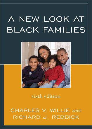Cover image for the book A New Look at Black Families, Sixth Edition