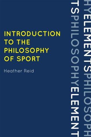Cover image for the book Introduction to the Philosophy of Sport