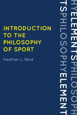Introduction to the philosophy of sport 9780742570627 rowman hardback 11700 paperback 4200 ebook fandeluxe Images