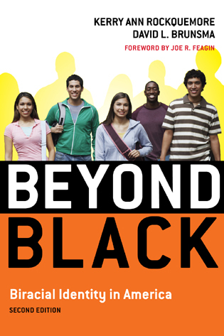 Cover image for the book Beyond Black: Biracial Identity in America, Second Edition