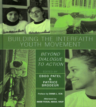 Cover image for the book Building the Interfaith Youth Movement: Beyond Dialogue to Action