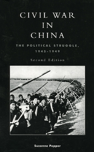 Cover image for the book Civil War in China: The Political Struggle 1945-1949