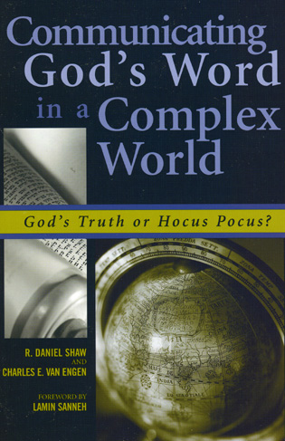 Cover image for the book Communicating God's Word in a Complex World: God's Truth or Hocus Pocus?