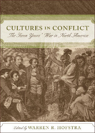 Cover image for the book Cultures in Conflict: The Seven Years' War in North America