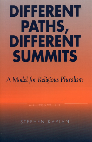 Cover image for the book Different Paths, Different Summits: A Model for Religious Pluralism