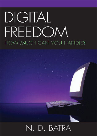 Cover image for the book Digital Freedom: How Much Can You Handle?