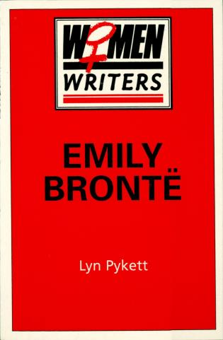 Cover image for the book Emily Bronte