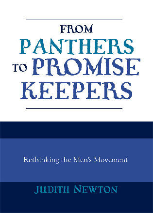 Cover image for the book From Panthers to Promise Keepers: Rethinking the Men's Movement