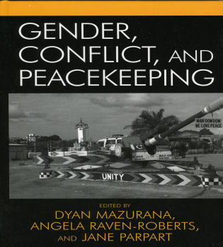 Cover image for the book Gender, Conflict, and Peacekeeping