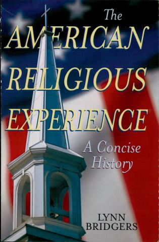 Cover image for the book The American Religious Experience: A Concise History