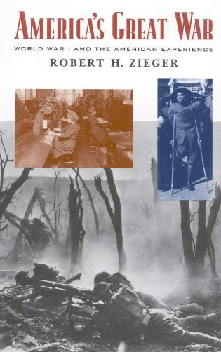 Cover image for the book America's Great War: World War I and the American Experience