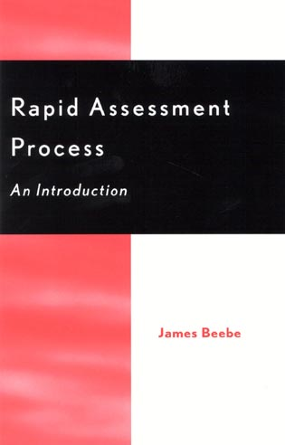 Cover image for the book Rapid Assessment Process: An Introduction