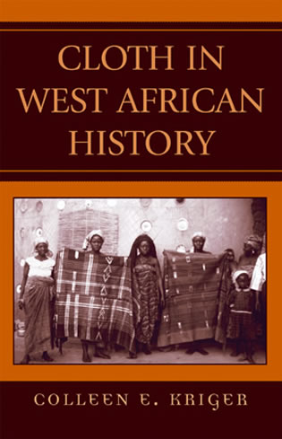 Cover image for the book Cloth in West African History