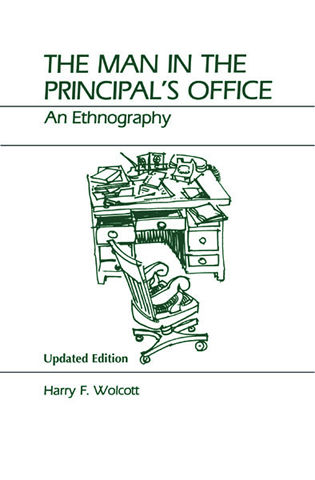 Cover image for the book The Man in the Principal's Office, Updated Edition