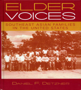 Cover image for the book Elder Voices: Southeast Asian Families in the United States