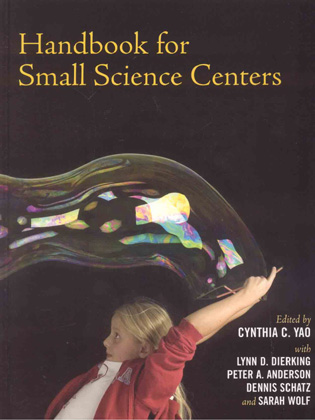 Cover image for the book Handbook for Small Science Centers