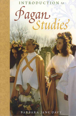 Cover image for the book Introduction to Pagan Studies