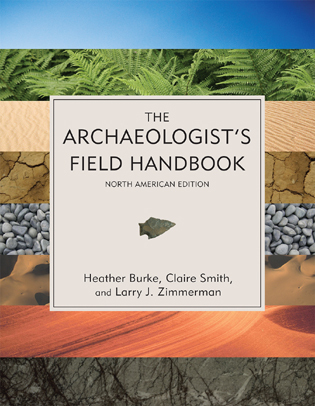 Cover image for the book The Archaeologist's Field Handbook, North American Edition