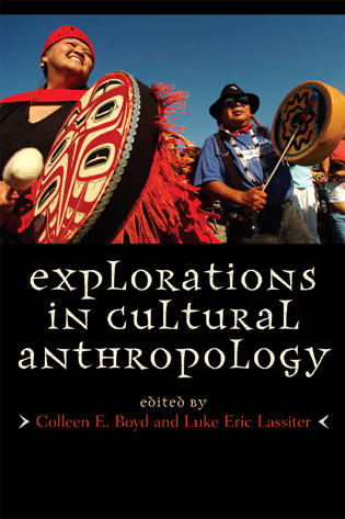 Cover image for the book Explorations in Cultural Anthropology: A Reader