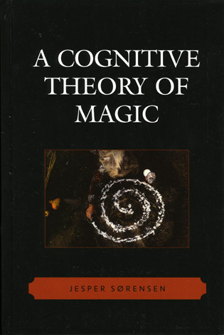 Cover image for the book A Cognitive Theory of Magic
