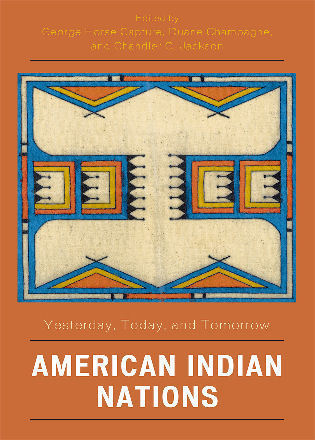 Cover image for the book American Indian Nations: Yesterday, Today, and Tomorrow