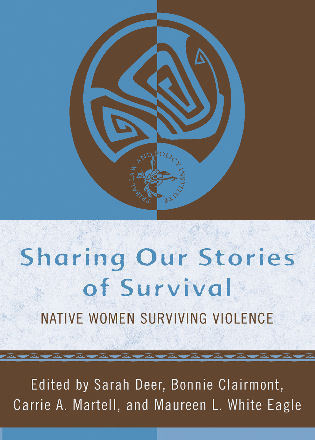 Cover image for the book Sharing Our Stories of Survival: Native Women Surviving Violence