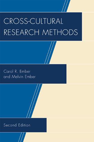 Cover image for the book Cross-Cultural Research Methods, Second Edition