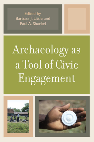 Cover image for the book Archaeology as a Tool of Civic Engagement