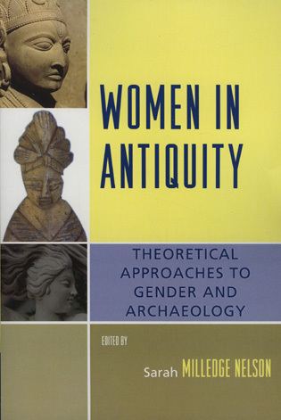 Cover image for the book Women in Antiquity: Theoretical Approaches to Gender and Archaeology