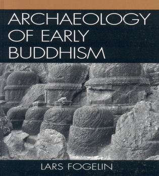 Cover image for the book Archaeology of Early Buddhism