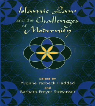 Cover image for the book Islamic Law and the Challenges of Modernity