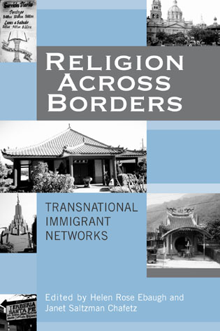 Cover image for the book Religion Across Borders: Transnational Immigrant Networks