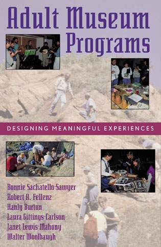 Cover image for the book Adult Museum Programs: Designing Meaningful Experiences