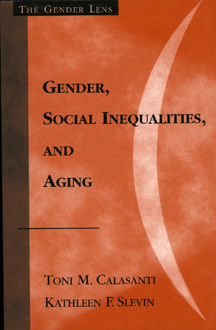 Cover image for the book Gender, Social Inequalities, and Aging