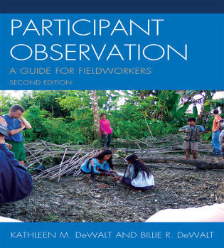 Cover image for the book Participant Observation: A Guide for Fieldworkers, Second Edition